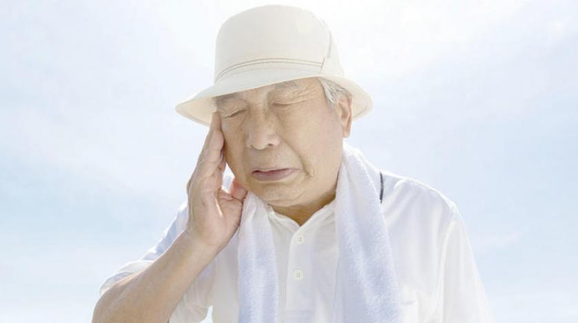 اسباب ارتفاع الحرارة عند كبار السن