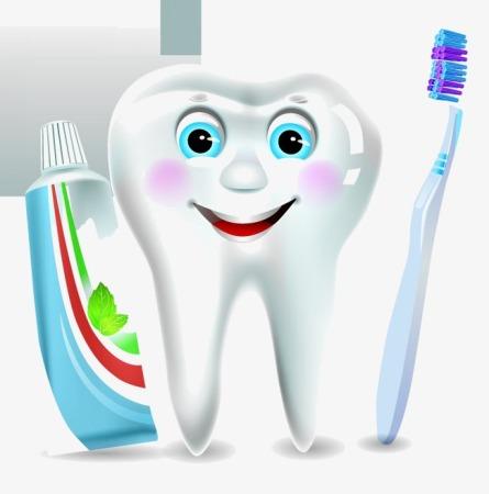 عبارات قصيره عن الاسنان