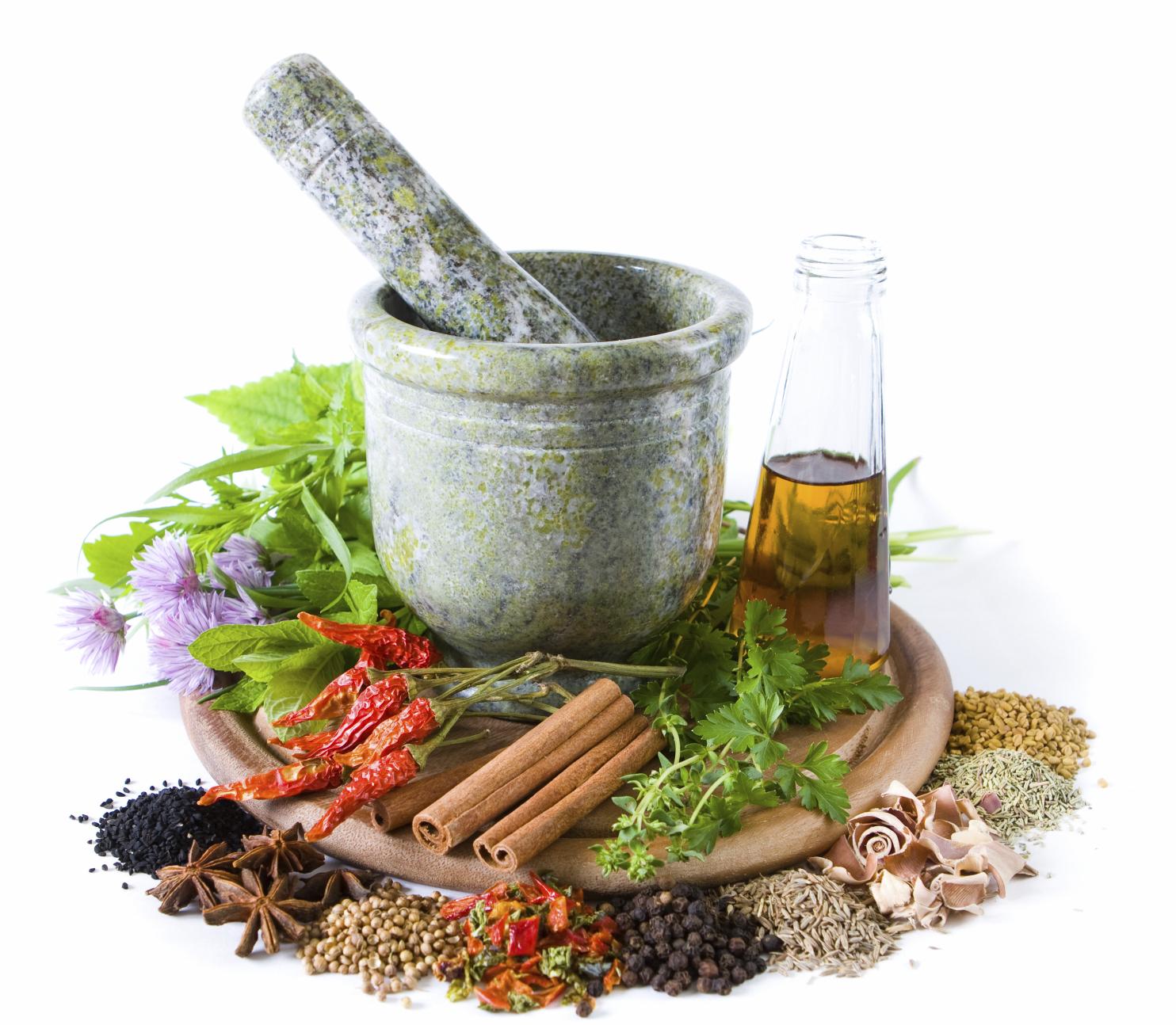علاج الباطنية بالاعشاب