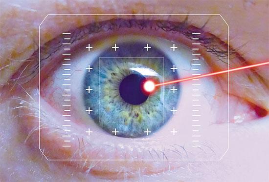 علاج شبكية العين بالليزر