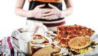 عادات صحية سيئة