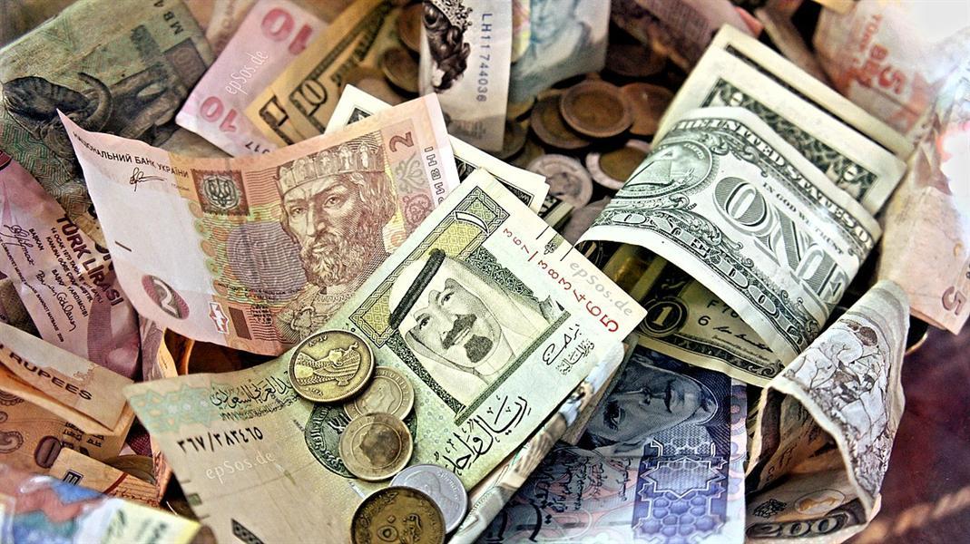 اسماء العملات بجميع الدول