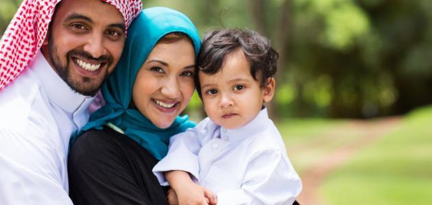 العلاقات الاسرية في الاسلام