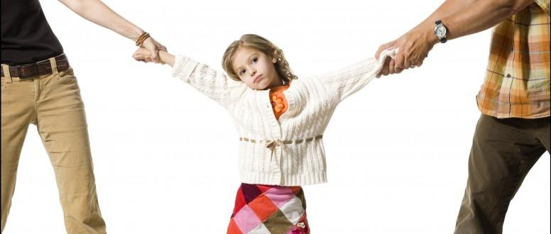 اضرار الطلاق على الاطفال