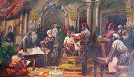سقوط الامبراطورية العثمانية