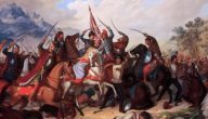 اول غزوات الرسول
