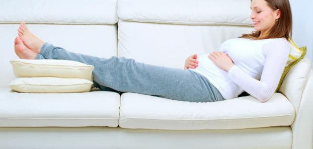 نصائح للحامل البكريه