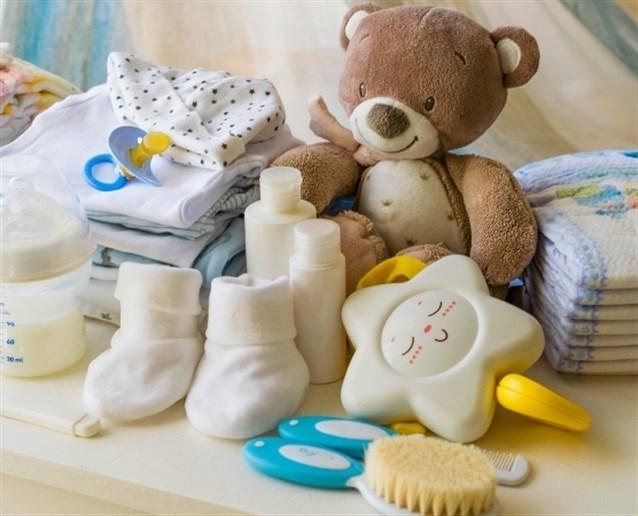 ادوات العناية بالطفل