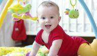 طفل 6 شهور ماذا ياكل