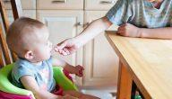 جدول تغذية الطفل الرضيع في الشهر السابع