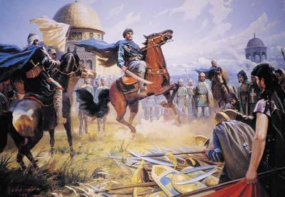 اهم غزوات الرسول