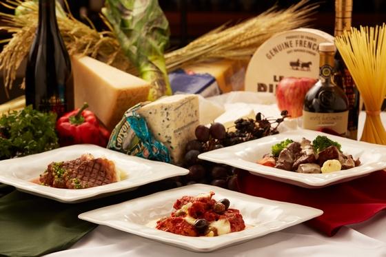 ثقافة الطعام في ايطاليا