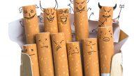الاقلاع عن التدخين والمعدة
