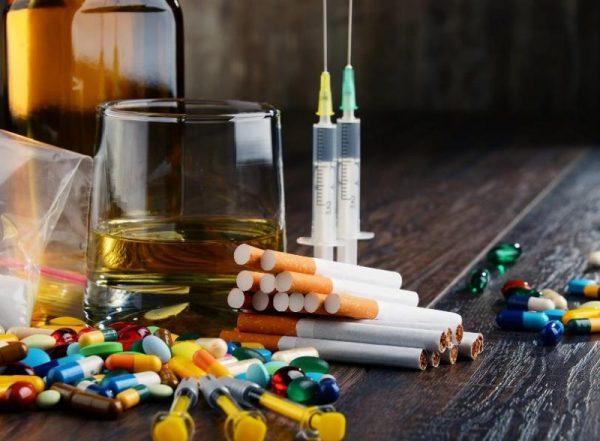 بحث عن المخدرات كامل