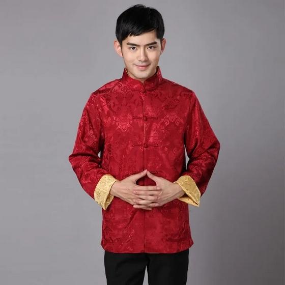 اللباس الصيني للرجال