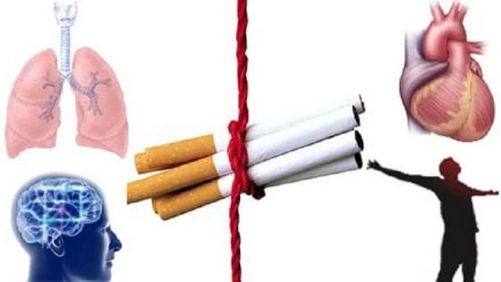 الاقلاع عن التدخين والاعصاب