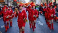 عادات وتقاليد الصين في اللباس
