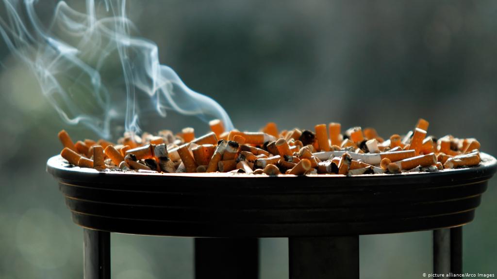 طريقة ترك التدخين في خمس ايام
