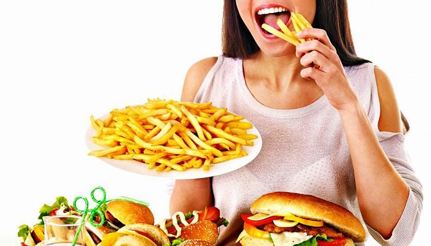 عادات غير صحية