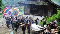 عادات وتقاليد الصين في الموت