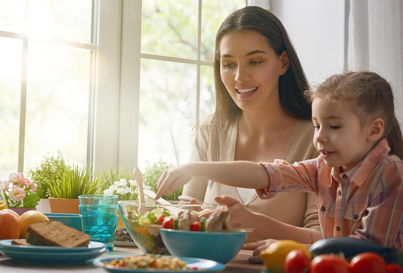 ماهي العادات الصحية للاطفال مفهرس