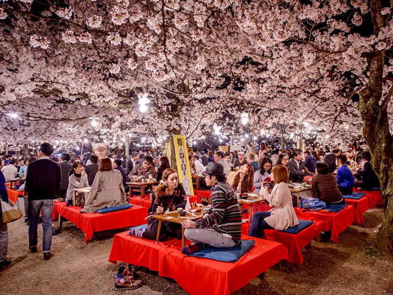 عادات وتقاليد اليابان في الاعياد