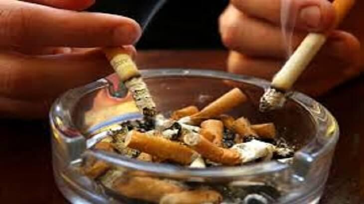 تقرير عن التدخين مقدمه وعرض وخاتمه