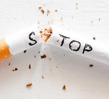 اذاعه عن التدخين قصيره