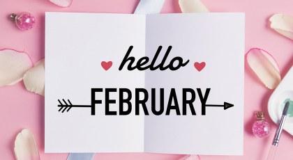 مناسبات شهر فبراير
