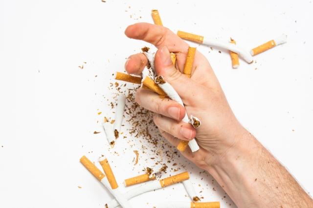 اعراض الاقلاع عن التدخين بعد شهر