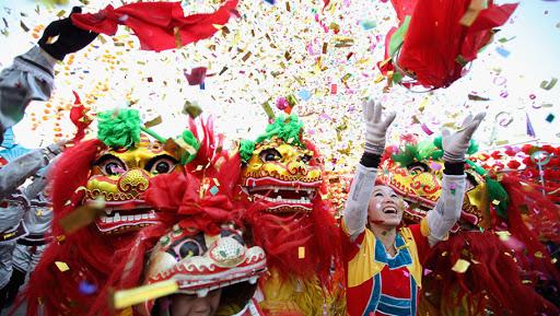 عادات وتقاليد الصين في الاعياد
