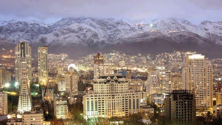 اجمل المدن ايران