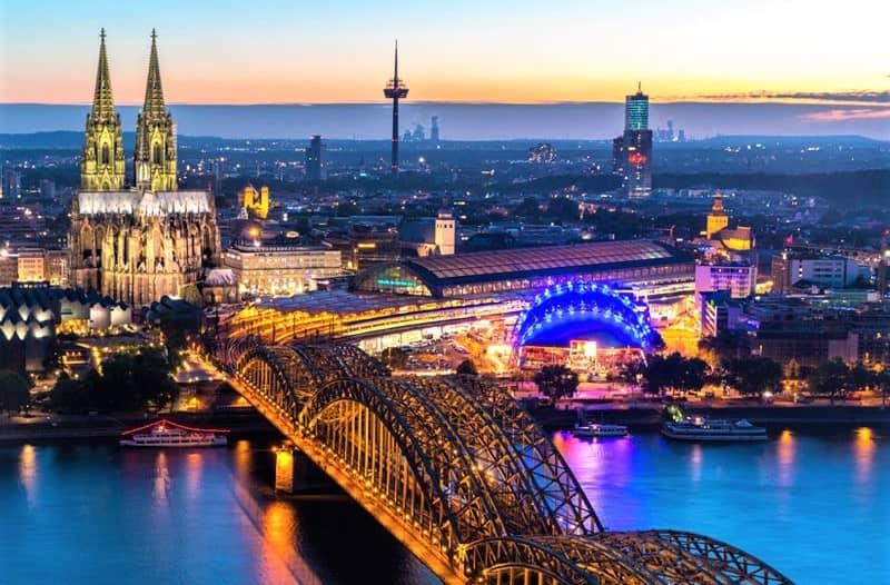 ماهي عاصمة المانيا مفهرس