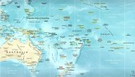 مناخ قارة أوقيانوسيا