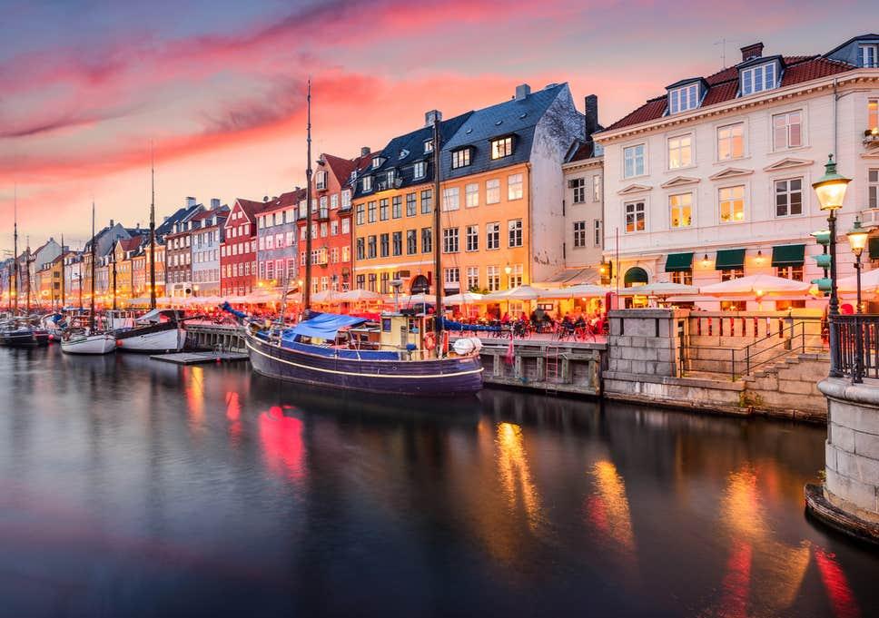ماهي عاصمة الدنمارك