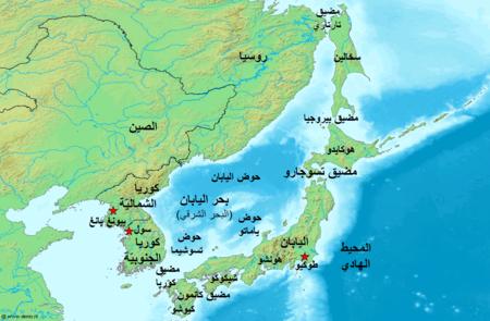 دول شمال آسيا