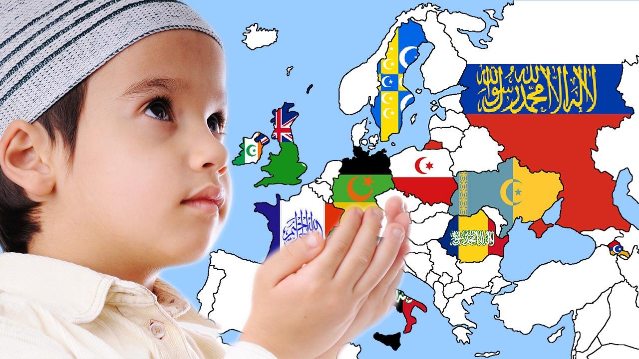 الدول المسلمة في أوروبا