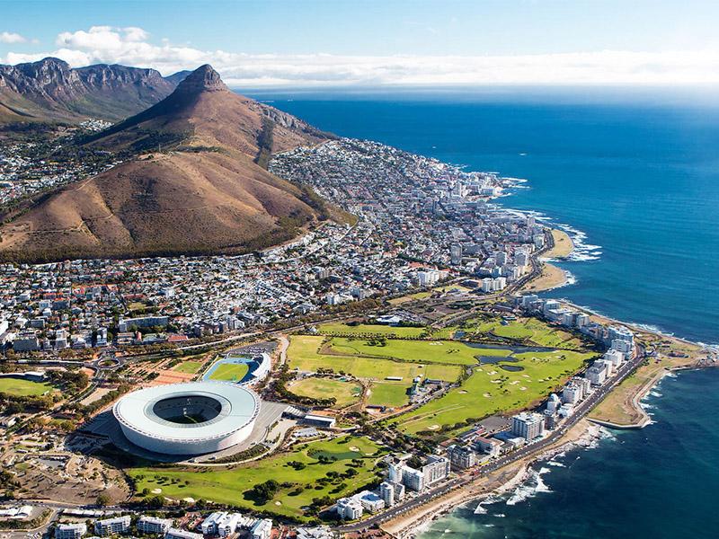 اجمل المدن في جنوب افريقيا