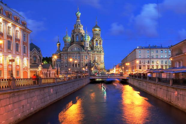 اجمل المدن في روسيا