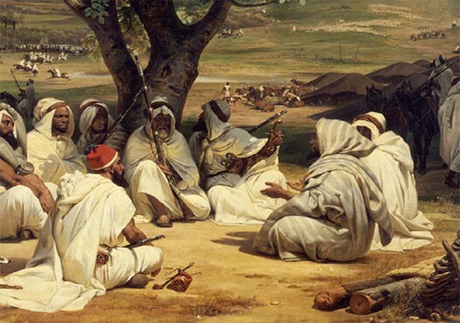 قصص أمثال العرب في الجاهلية مفهرس