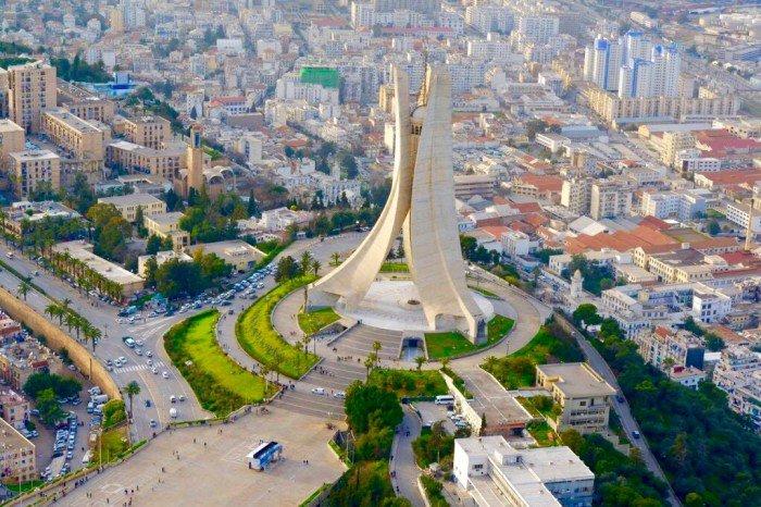 ماهي عاصمة الجزائر