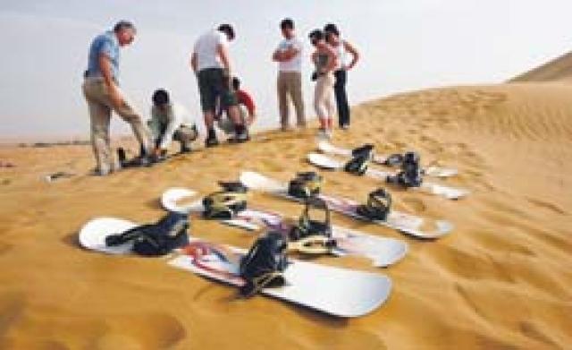 سلبيات السياحة البيئية