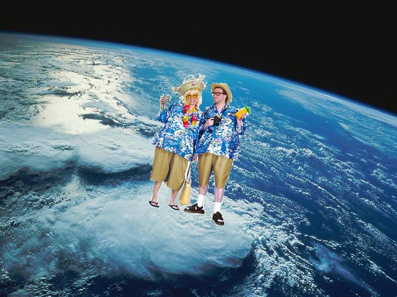 ايجابيات سياحة الفضاء