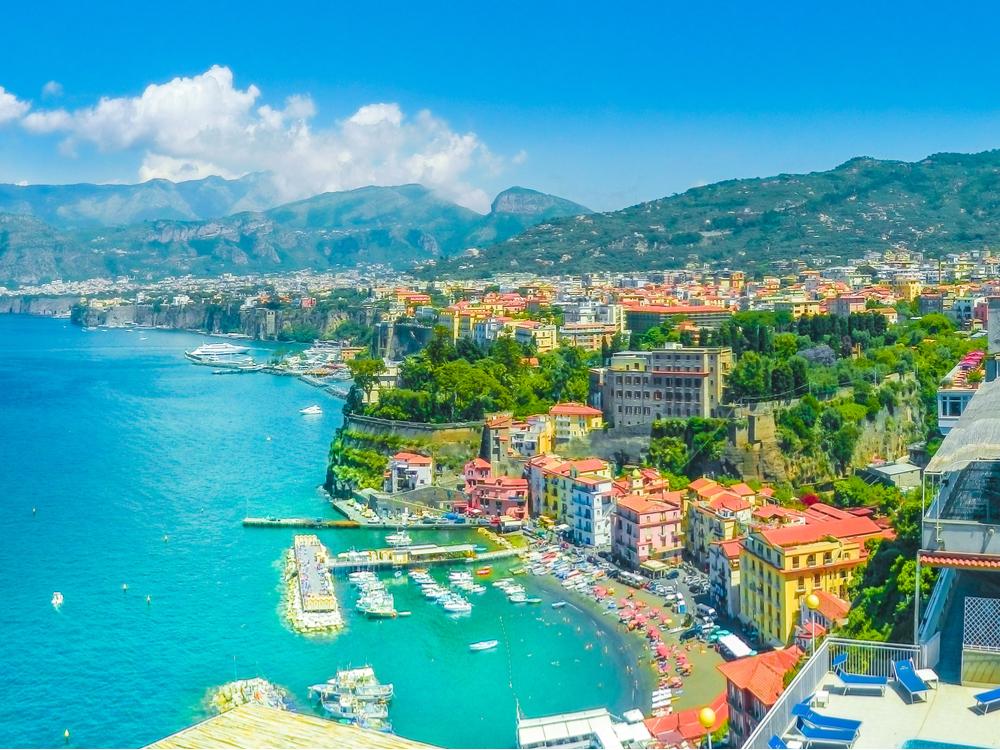 اجمل المدن في ايطاليا