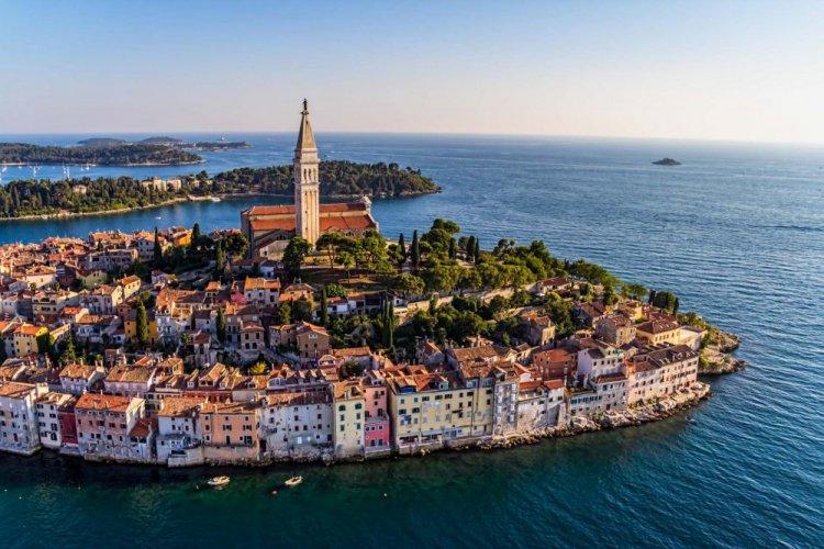 اجمل المدن في كرواتيا