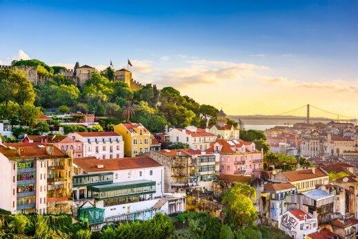 ماهي عاصمة البرتغال