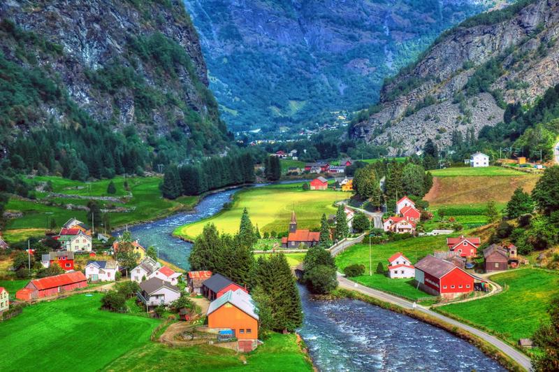 ماهي عاصمة النرويج