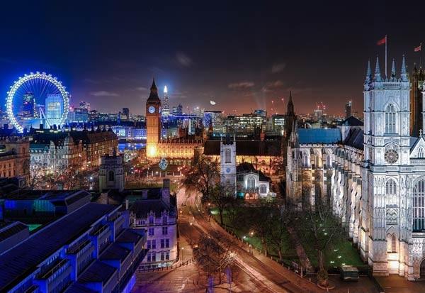 ماهي عاصمة بريطانيا