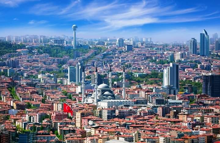 ماهي عاصمة تركيا