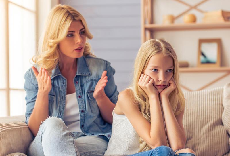 مشكلات مرحلة المراهقة المبكرة
